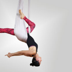 Aerial Flow Yoga Workshop am 21. April 2018