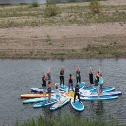 Yoga auf dem Wasser: Entdecke unsere SUP Yoga Workshops 2019.