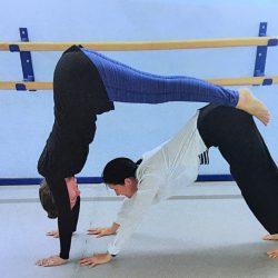 YogaDance mit Lena und Ines am 10. Mai 2020, 10 bis 13 Uhr.