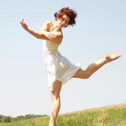 Neuer Kurs: Ballett-Workout mit Ilana Raynolds immer Montags 17-18 Uhr